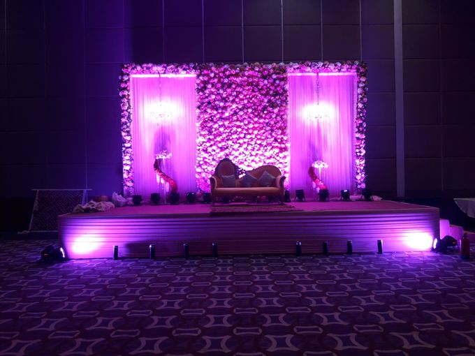Wedding Decor And Hospitality by Xeel Events - 017