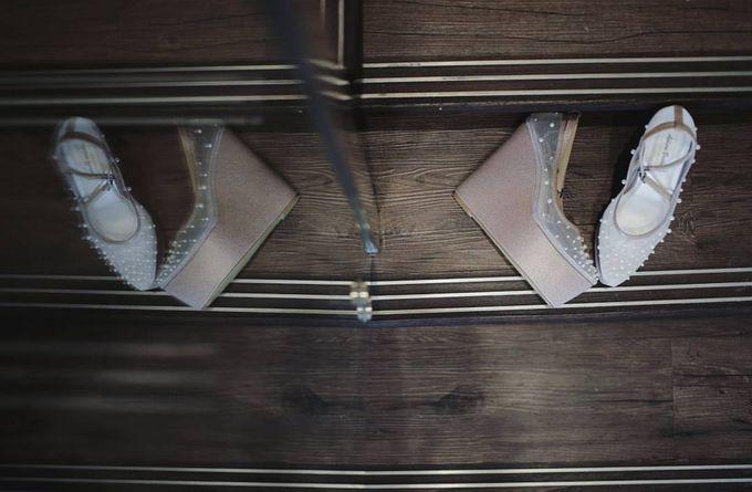 Wedding Day Of Ferryandi & Griticia by Edelweis Organizer - 005
