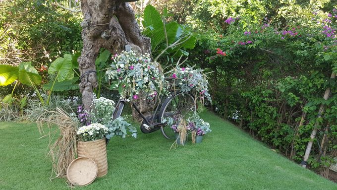 Sunset Garden Party by d'Oasis Florist & Decoration - 007