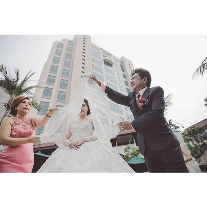 The Wedding of Galan & Widya by All Occasions Wedding Planner - 012