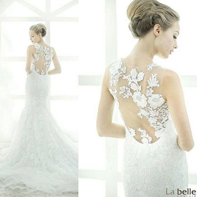 Bridal Gown Collection 2015: Legends by La Belle Couture Weddings Pte Ltd - 018