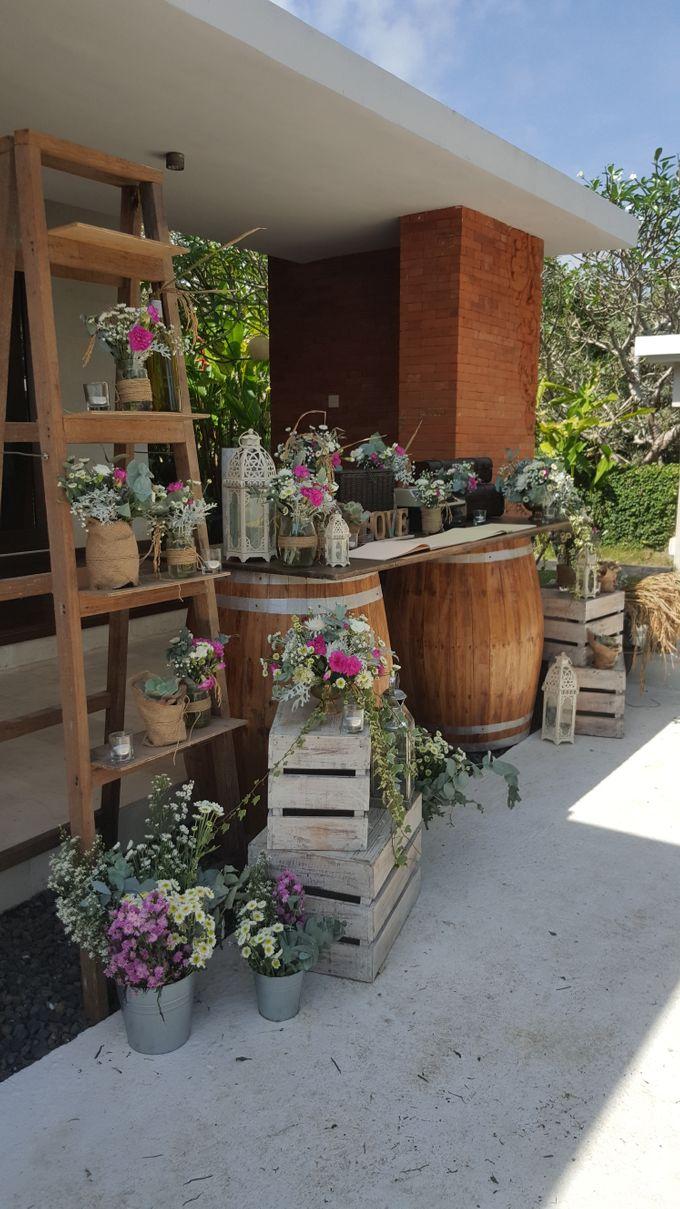 Sunset Garden Party by d'Oasis Florist & Decoration - 045