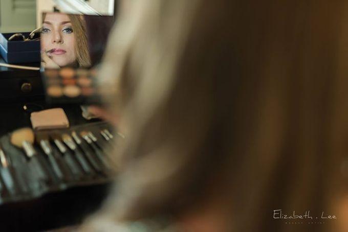 Wedding Day Bride Makeup Service by Elizabeth Lee Makeup Artist - 026