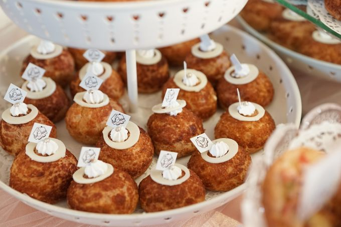 Wedding of Ade & Lisa - Jardin Sweet Corner by Questo La Casa Pastry - 001