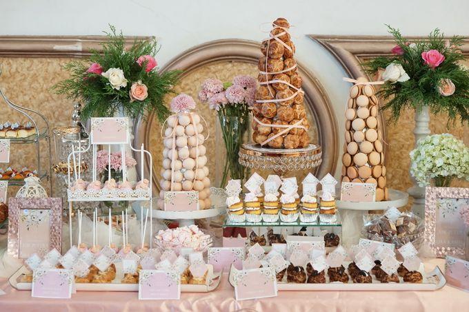 Wedding of Ade & Lisa - Jardin Sweet Corner by Questo La Casa Pastry - 003