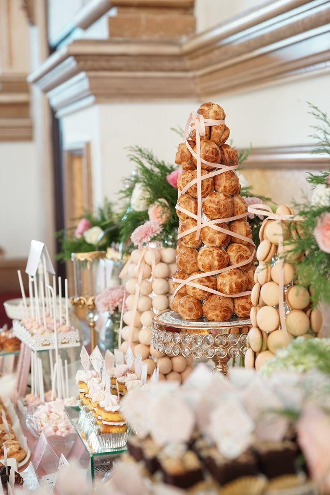 Wedding of Ade & Lisa - Jardin Sweet Corner by Questo La Casa Pastry - 005