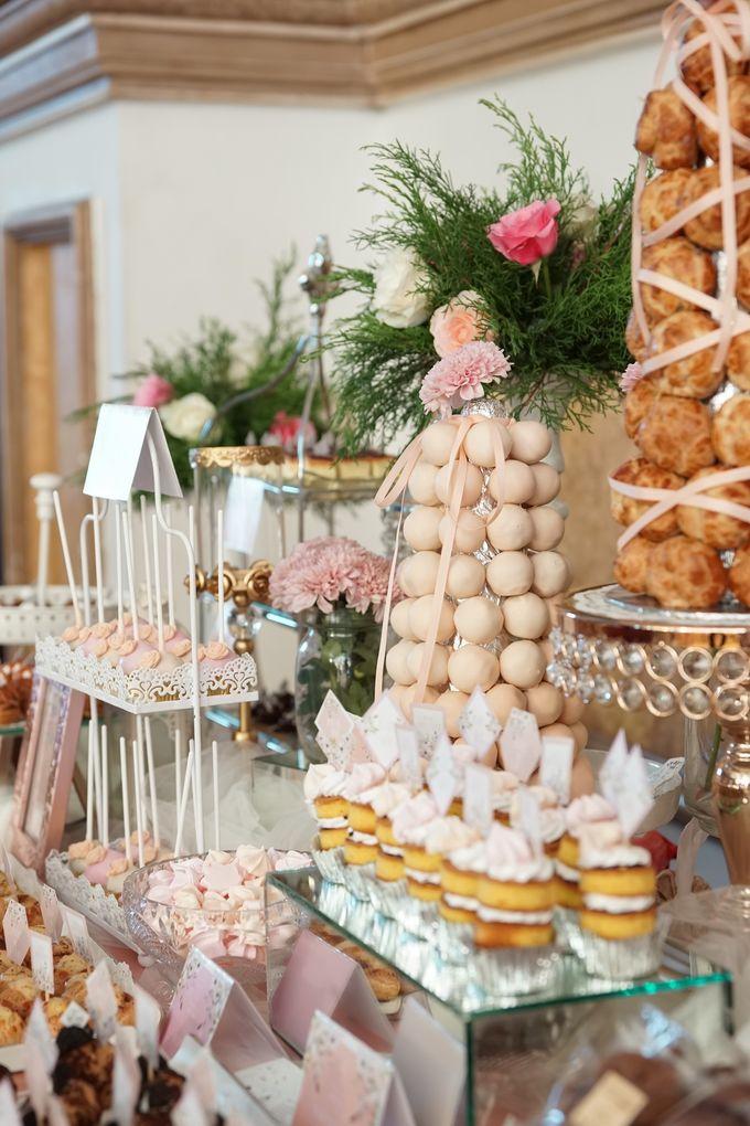 Wedding of Ade & Lisa - Jardin Sweet Corner by Questo La Casa Pastry - 006