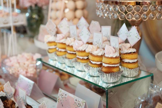 Wedding of Ade & Lisa - Jardin Sweet Corner by Questo La Casa Pastry - 007