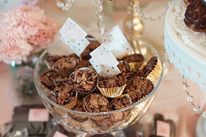 Wedding of Ade & Lisa - Jardin Sweet Corner by Questo La Casa Pastry - 008