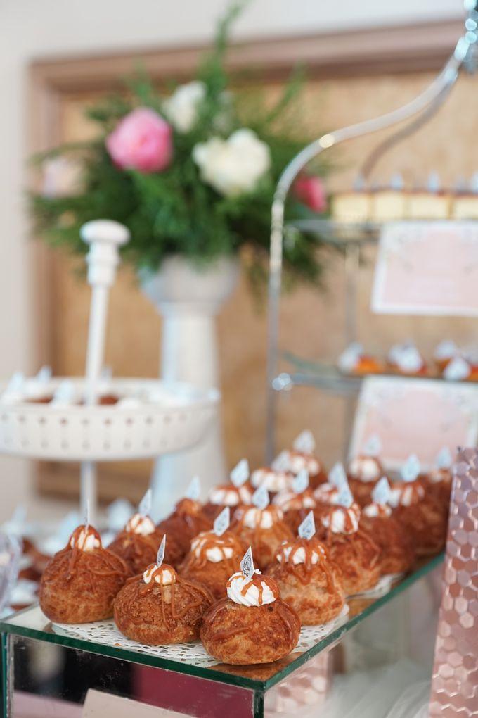 Wedding of Ade & Lisa - Jardin Sweet Corner by Questo La Casa Pastry - 011