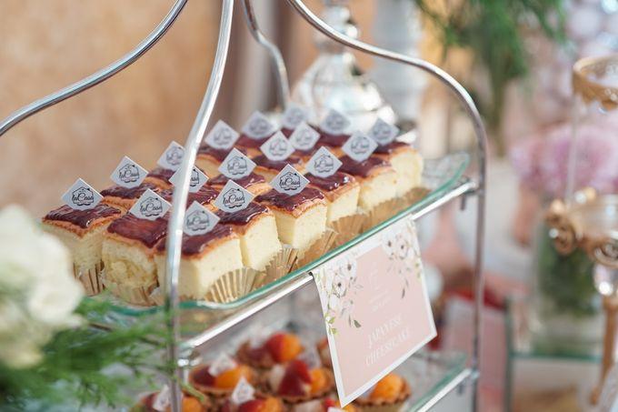 Wedding of Ade & Lisa - Jardin Sweet Corner by Questo La Casa Pastry - 012
