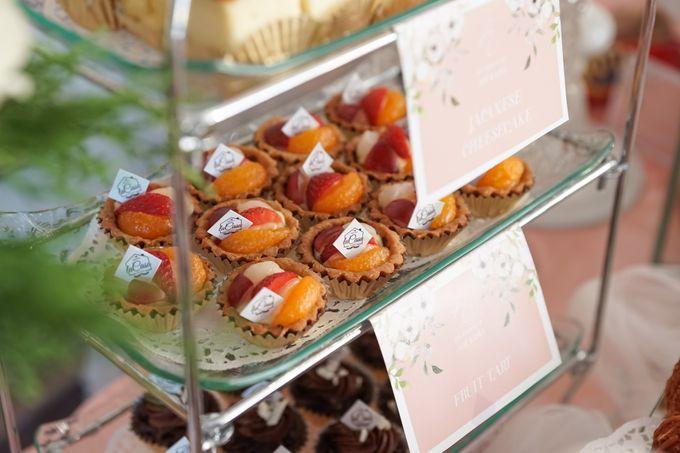 Wedding of Ade & Lisa - Jardin Sweet Corner by Questo La Casa Pastry - 013