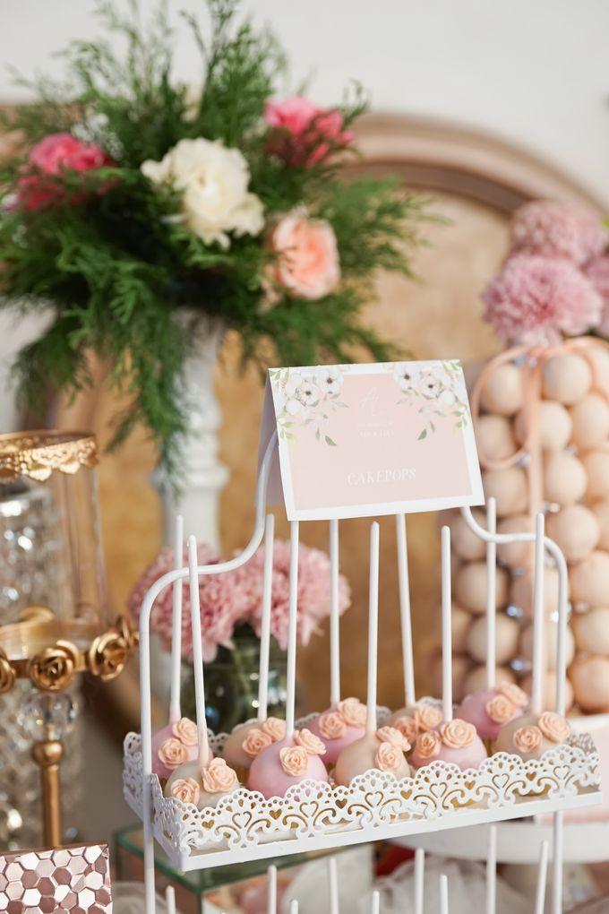 Wedding of Ade & Lisa - Jardin Sweet Corner by Questo La Casa Pastry - 014