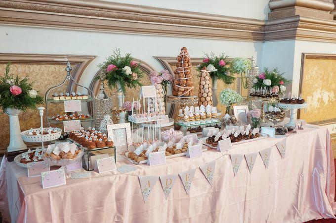Wedding of Ade & Lisa - Jardin Sweet Corner by Questo La Casa Pastry - 015