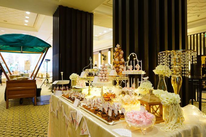 Wedding of Christian & Emilia - Suede Sweet Corner by Questo La Casa Pastry - 001