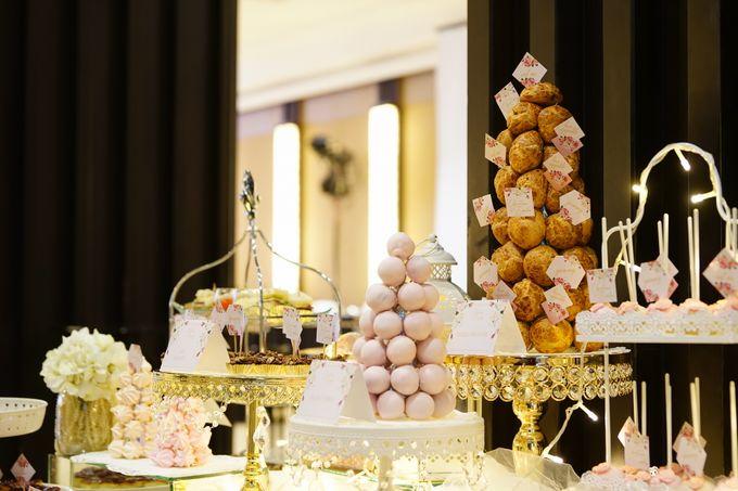 Wedding of Christian & Emilia - Suede Sweet Corner by Questo La Casa Pastry - 003