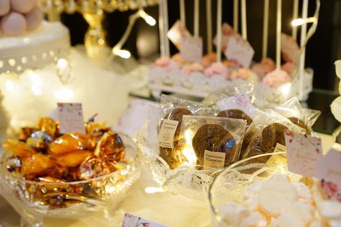 Wedding of Christian & Emilia - Suede Sweet Corner by Questo La Casa Pastry - 005