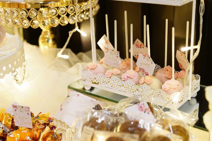 Wedding of Christian & Emilia - Suede Sweet Corner by Questo La Casa Pastry - 006
