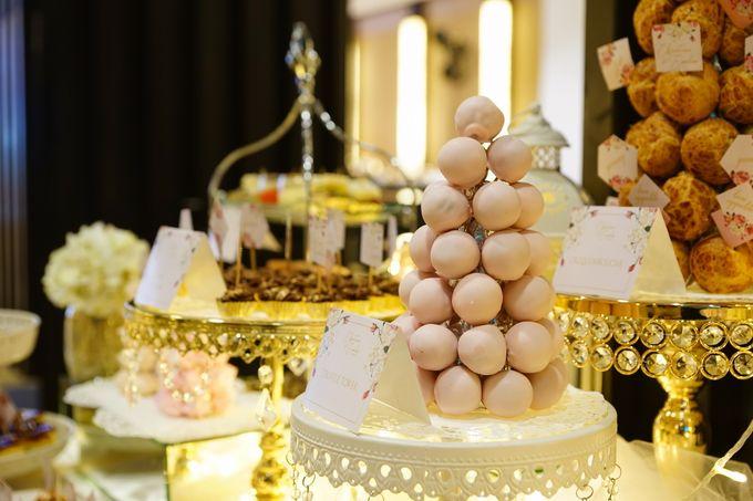 Wedding of Christian & Emilia - Suede Sweet Corner by Questo La Casa Pastry - 007