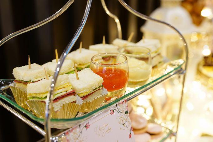Wedding of Christian & Emilia - Suede Sweet Corner by Questo La Casa Pastry - 008