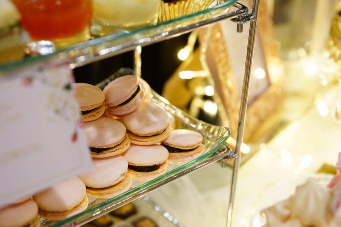 Wedding of Christian & Emilia - Suede Sweet Corner by Questo La Casa Pastry - 009