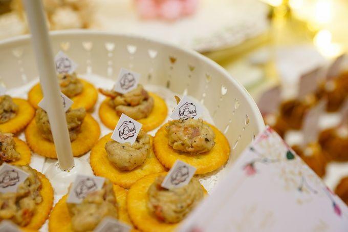 Wedding of Christian & Emilia - Suede Sweet Corner by Questo La Casa Pastry - 014
