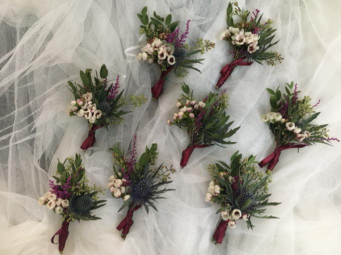 N's Wedding  by La Fleur Société - 002