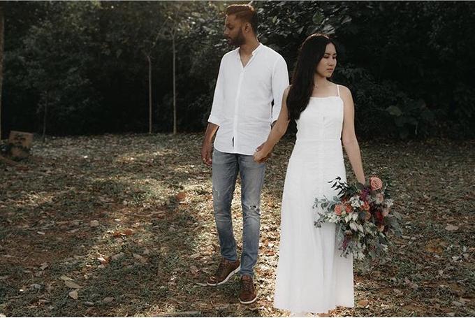 Premium Bridal Bouquet  by La Fleur Société - 006