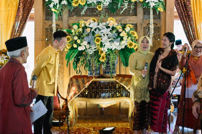 The Engagement of Ila & Ragyl at Hidden Paradise Jakarta by Warna Project - 009