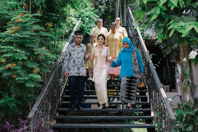 The Engagement of Ila & Ragyl at Hidden Paradise Jakarta by Warna Project - 011