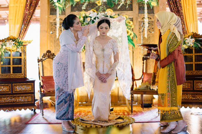 The Engagement of Ila & Ragyl at Hidden Paradise Jakarta by Warna Project - 014