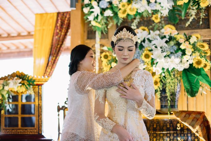The Engagement of Ila & Ragyl at Hidden Paradise Jakarta by Warna Project - 019
