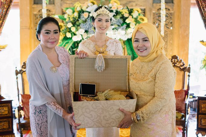 The Engagement of Ila & Ragyl at Hidden Paradise Jakarta by Warna Project - 026