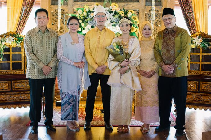 The Engagement of Ila & Ragyl at Hidden Paradise Jakarta by Warna Project - 028