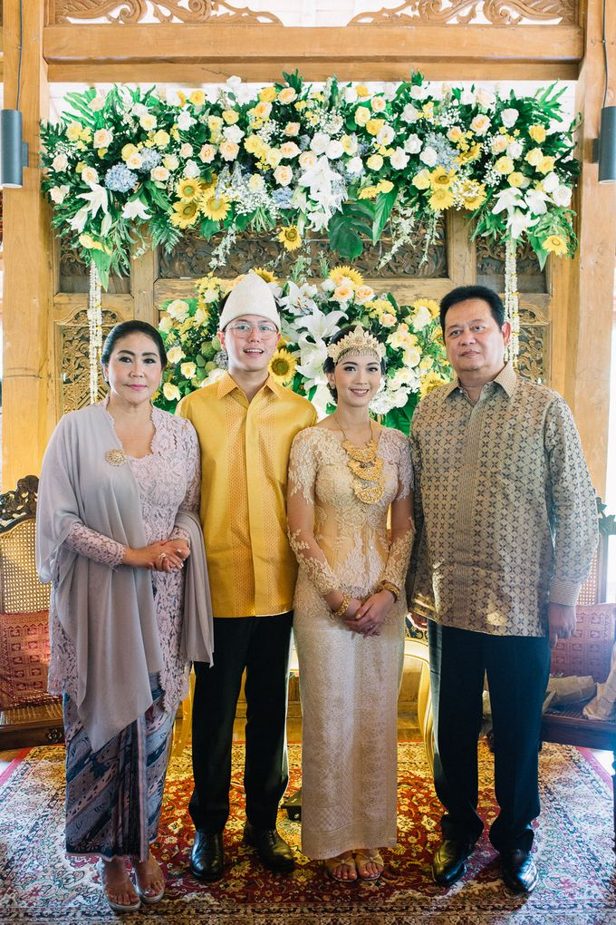 The Engagement of Ila & Ragyl at Hidden Paradise Jakarta by Warna Project - 029