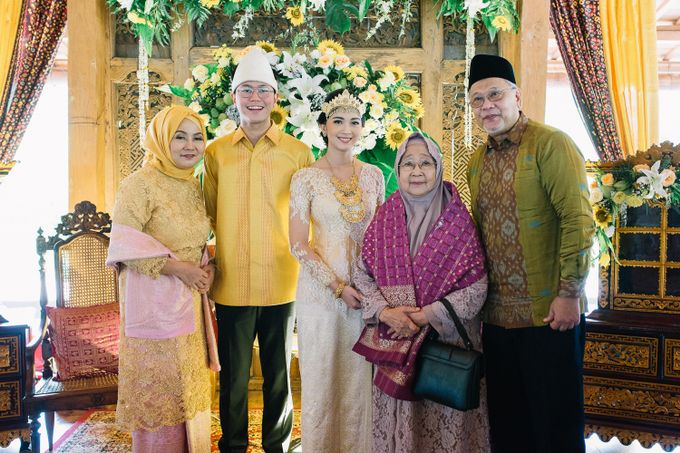 The Engagement of Ila & Ragyl at Hidden Paradise Jakarta by Warna Project - 030
