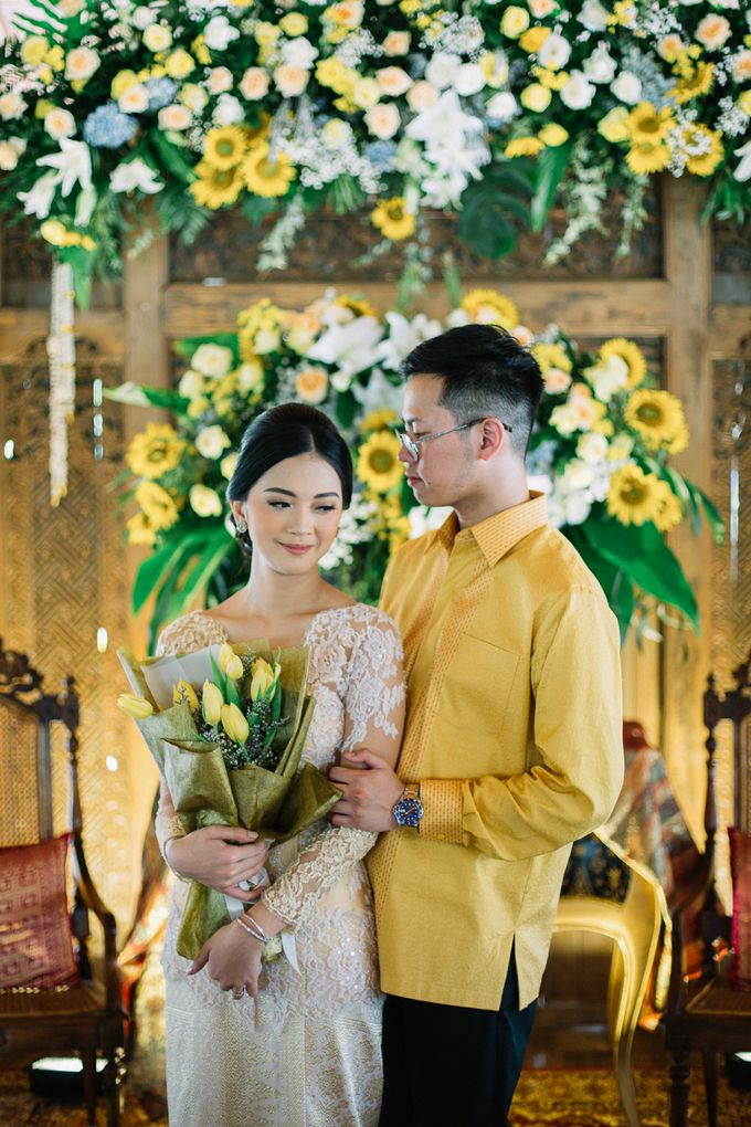 The Engagement of Ila & Ragyl at Hidden Paradise Jakarta by Warna Project - 032