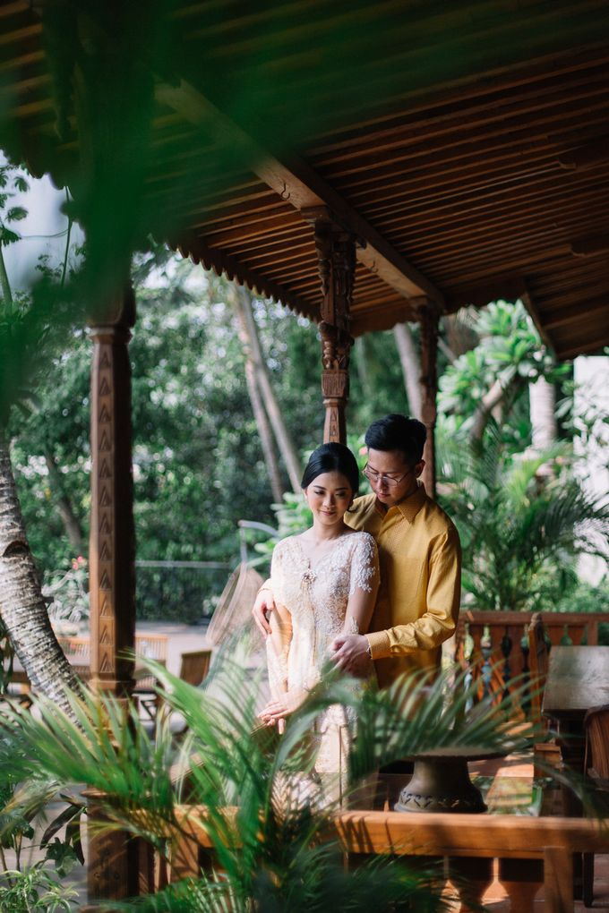 The Engagement of Ila & Ragyl at Hidden Paradise Jakarta by Warna Project - 033