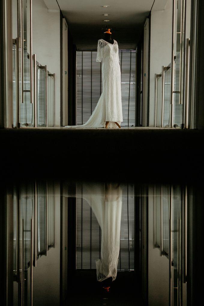Wedding of Tony & Ivana at Ocha Bella Morrisey Hotel Jakarta by Sparkling Organizer - 027