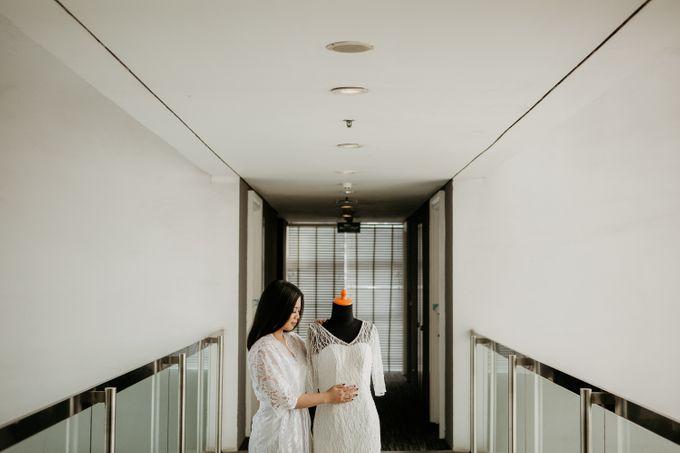 Wedding of Tony & Ivana at Ocha Bella Morrisey Hotel Jakarta by Sparkling Organizer - 028
