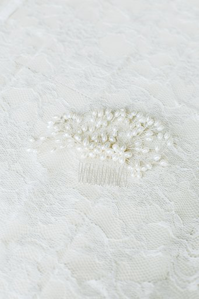 Hairpiece by @laceandabout by Lace and About - 001