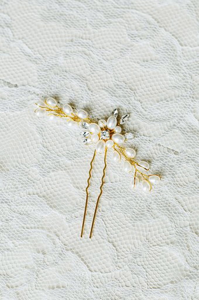 Hairpiece by @laceandabout by Lace and About - 009