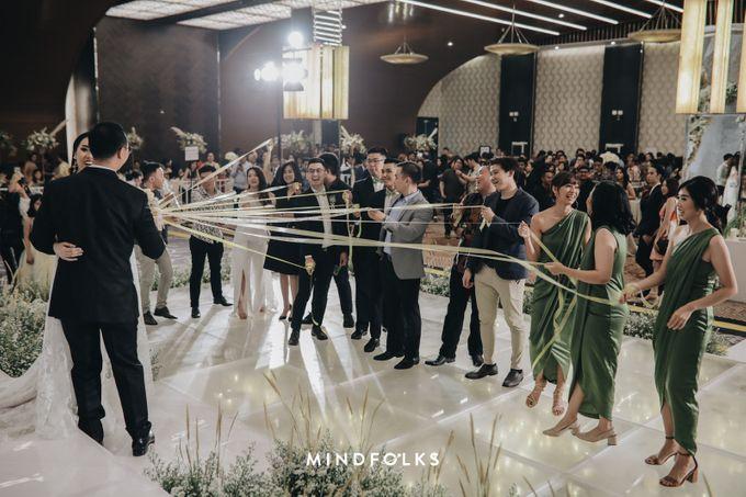 Compilation of Hand-Bouquet Toss Event by  Menara Mandiri by IKK Wedding (ex. Plaza Bapindo) - 006
