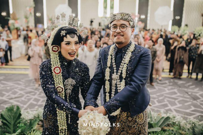 Compilation of Hand-Bouquet Toss Event by  Menara Mandiri by IKK Wedding (ex. Plaza Bapindo) - 007