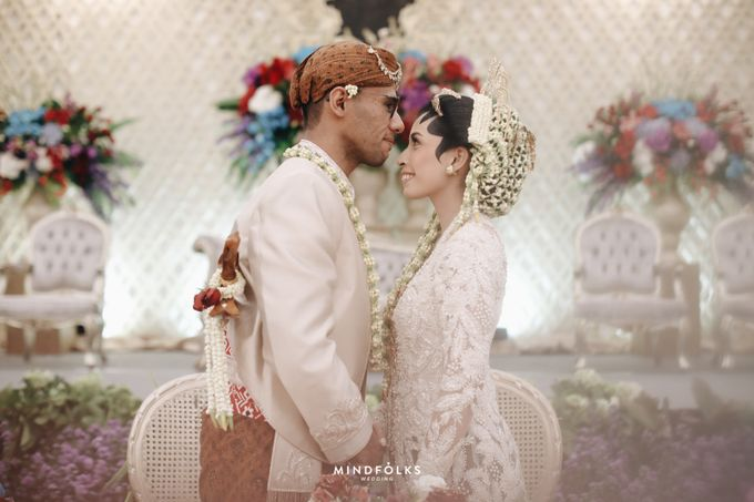 Narida & Shady Akad by  Menara Mandiri by IKK Wedding (ex. Plaza Bapindo) - 001