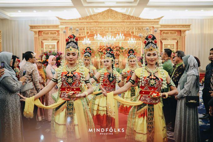 Madura  Wedding  Of Putri & Rio by S2 Banquet - 007