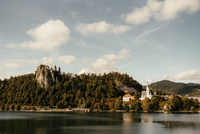 Amazing Fall Lake Bled Elopement by Lake Bled wedding planner Petra Starbek - 001