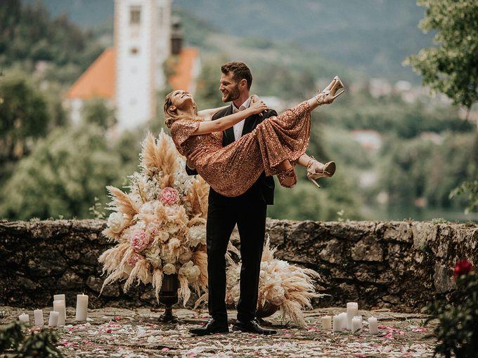Surprise Lake Bled Marriage Proposal by Lake Bled wedding planner Petra Starbek - 003