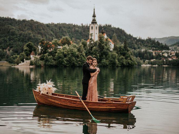 Surprise Lake Bled Marriage Proposal by Lake Bled wedding planner Petra Starbek - 004