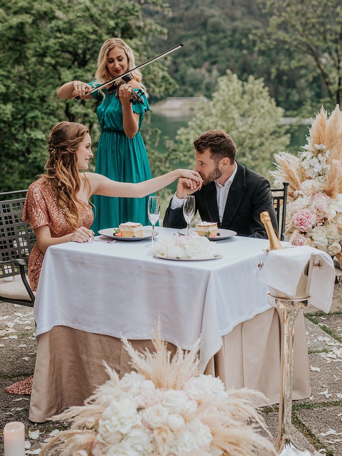 Surprise Lake Bled Marriage Proposal by Lake Bled wedding planner Petra Starbek - 005